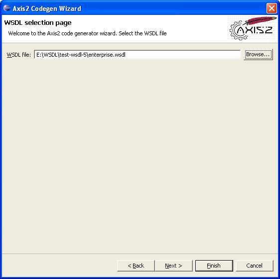 Code Generator Wizard - Eclipse Plug-in