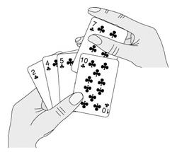 插入排序与扑克牌