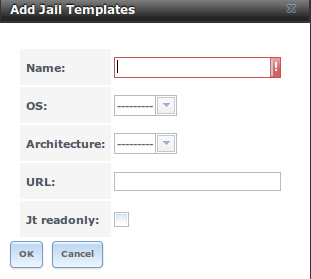 13  Jails — FreeNAS User Guide 9 3 Table of Contents