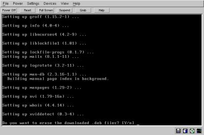 4. Step By Step安装Debian基本系统  - liqi.xie - My Unix World