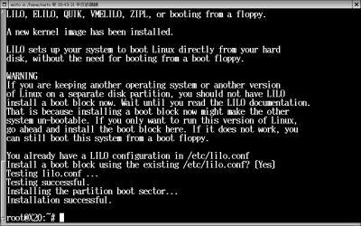 6. 追求最新版本Kernel的迷思  - liqi.xie - My Unix World