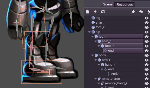 Cutout animation — Godot Engine latest documentation