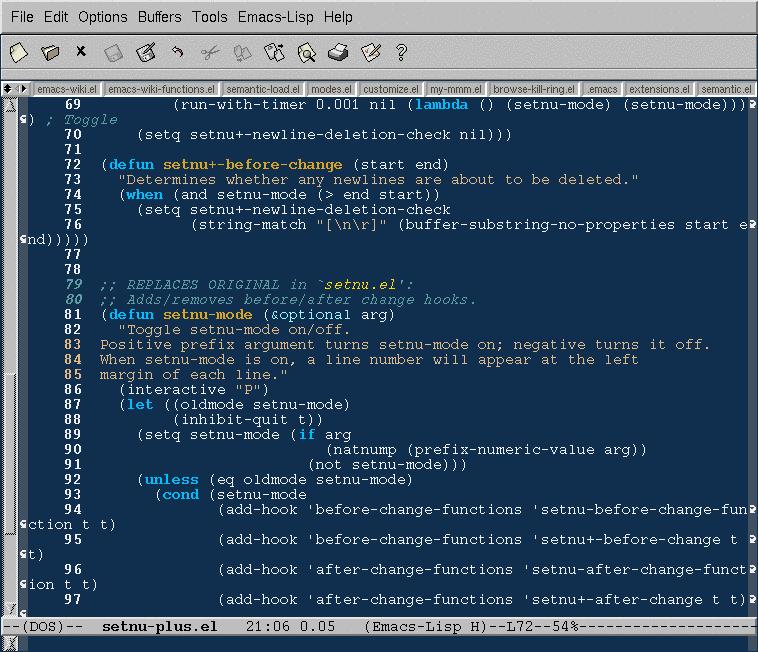 emacs_config/??emacs + cscope + ecb??source insight.htm at ...