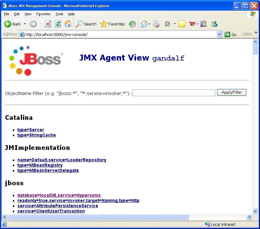 Chapter 8  The jBPM Database