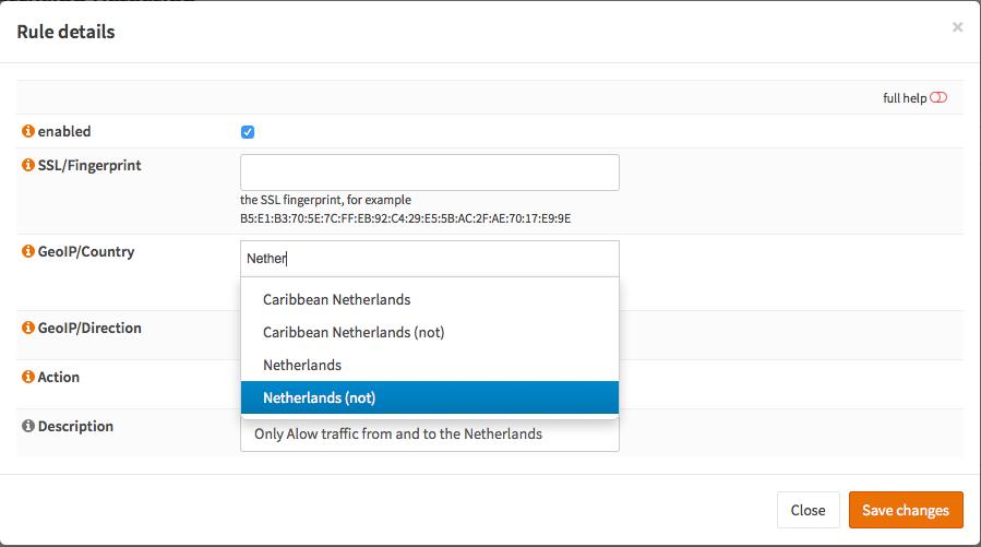 IPS GeoIP Blocking — OPNsense Wiki & Documentation documentation