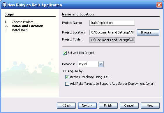 Installing and Configuring Ruby Support - NetBeans IDE 6 0 Article