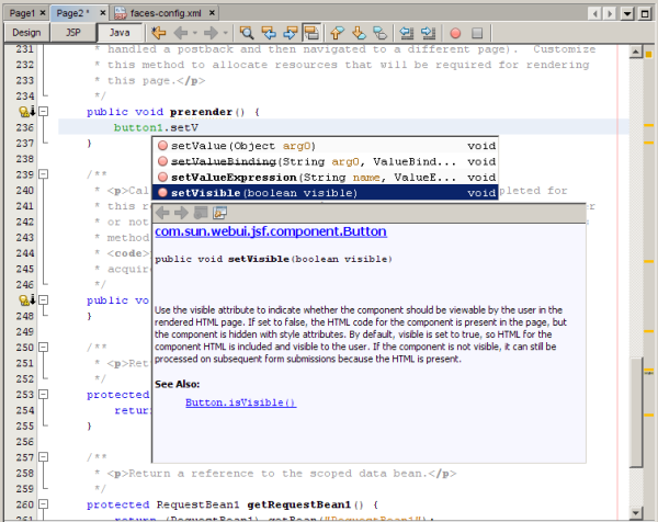 NetBeans IDE 6 0 - Tutorials - Getting Started With Visual