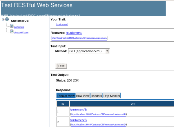 Getting Started with RESTful Web Services