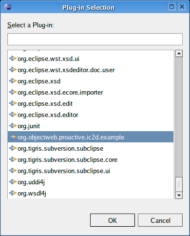 Chapter 43  Adding Grahical User Interfaces and Eclipse Plugins