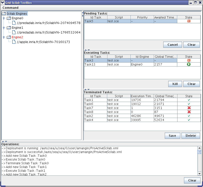 Chapter 40  Interface with Matlab/Scilab
