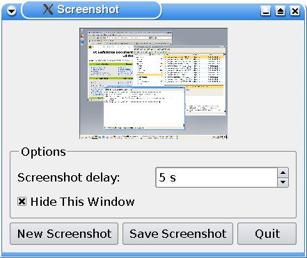 Qt 4 2: Screenshot Example