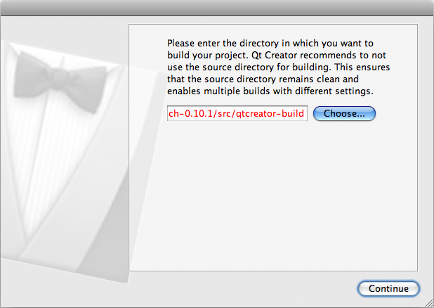 CMake Support in Qt Creator