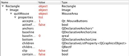 Debugging Qt Quick Projects | Qt Creator Manual