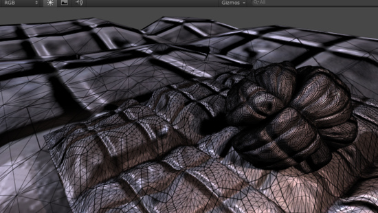Unity - Surface Shaders with DX11 Tessellation