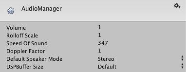 Unity - Audio Manager