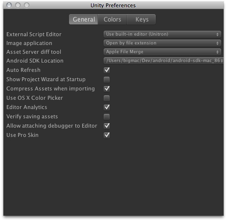 Unity - Manual: Inside the Android Build Process