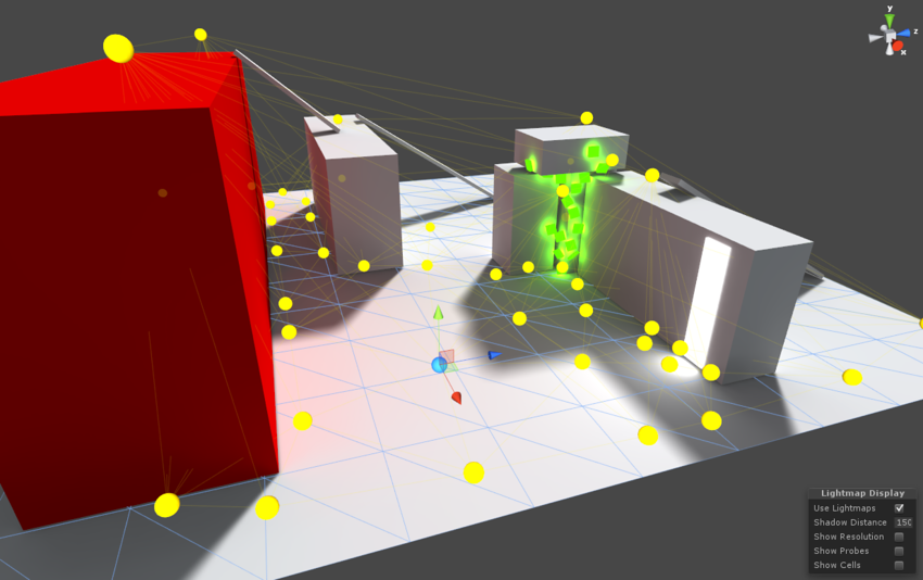 Unity - Manual: Light Probe Group