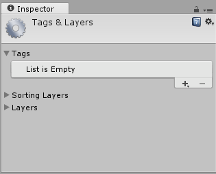 Unity - Manual: [BETA*] Tags and Layers