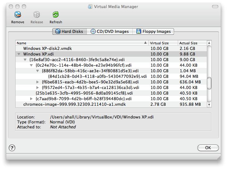 Chapter 5  Virtual storage
