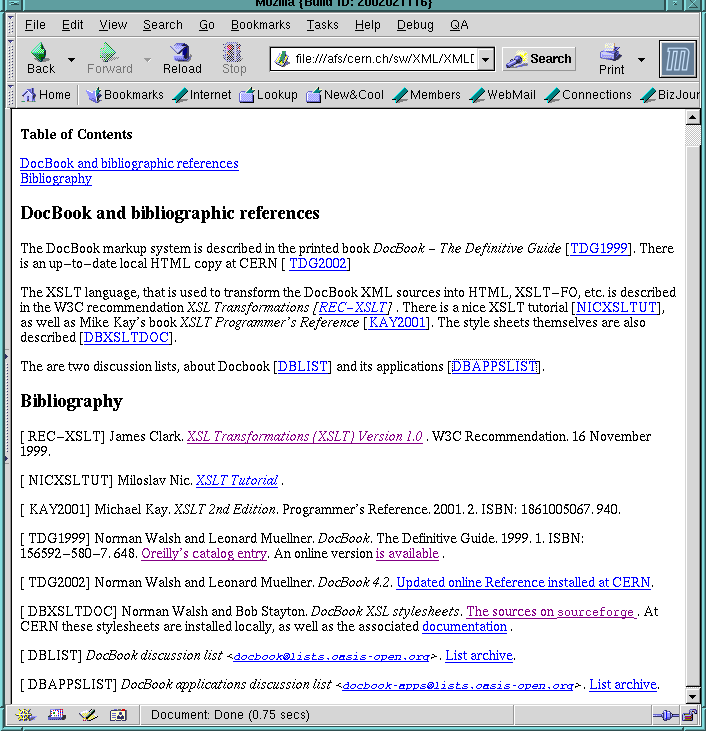 dissertation bibliography websites