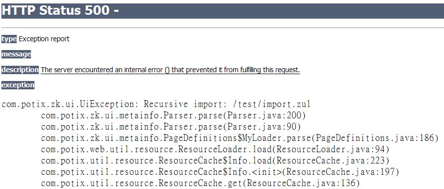 how to fix the error loading xml